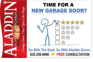 time for new garage door