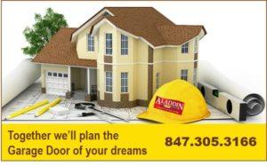 garage door installation planning ad