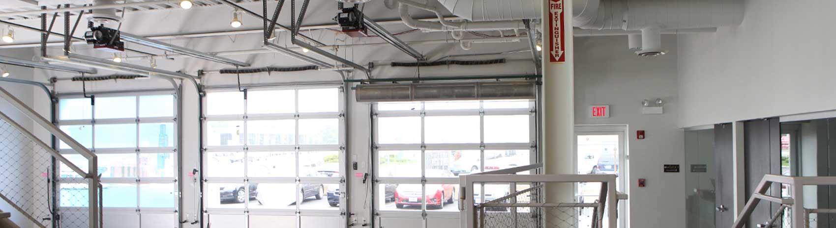 commercial garage door openers