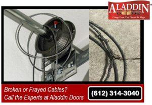 garage door cable repair minnesota