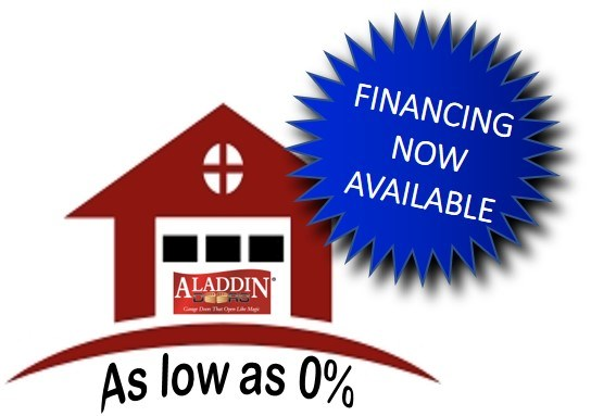 financing now available ad