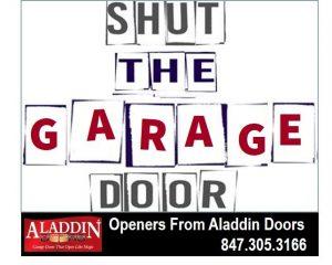 Quality garage door openers ad