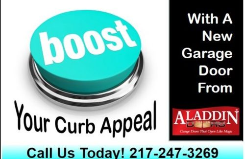 boost your curb appeal