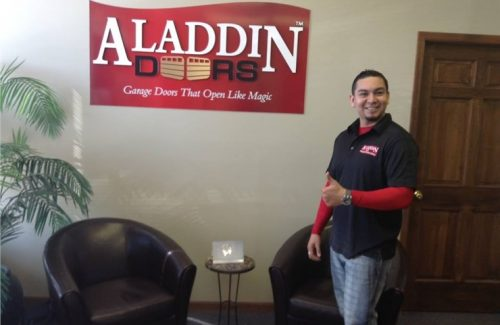 aladdin doors office