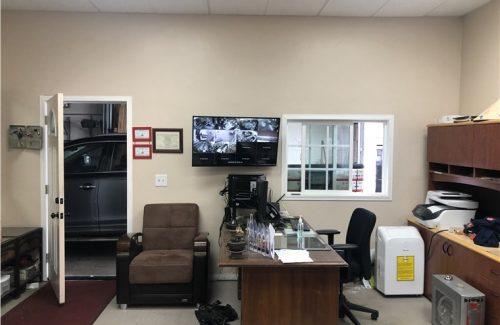 aladdin garage door office