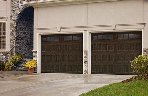 garage door model