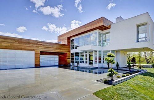 modern home installation