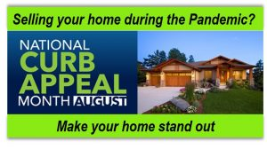 national curb appeal month august
